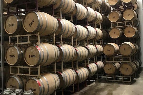 tall barrels